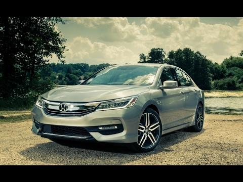 Honda Neuv 2017 Accord Hybrid Touring Review