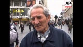 Serbia marks 10th anniversary of NATO attacks; minister, sirens