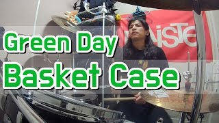 Green Day - Basket Case - Drum Cover (By Boogie Drum)