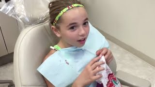 Gymnastics Warm Up | Fun at the Dentist | Cousins Join Water Polo Practice | Flippin