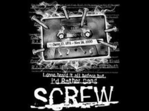 I'd Rather Bang Screw (Screwed and Chopped)
