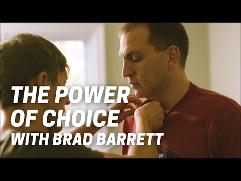 The Power Of Choice With Brad Barrett Of ChooseFI