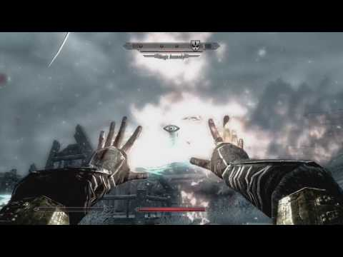 Let's Play Skyrim with Old Man Gamer! College of Winterhold Quest Staff of Magnus