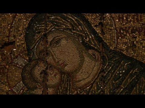 Rare exhibition of Byzantine art opens in Washington