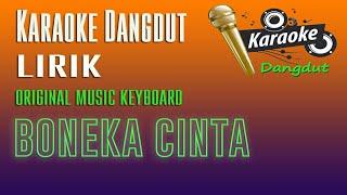 Download lagu Boneka Cinta - Dangdut Karaoke lawas gurih pisan