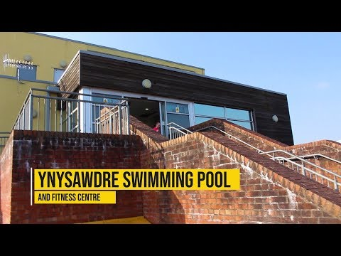 CENTRE TOUR | Ynysawdre Swimming Pool & Fitness Centre