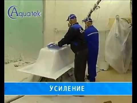 Ванны Акватек.