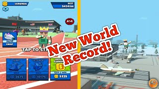 Jetpack Jump - New World Record!