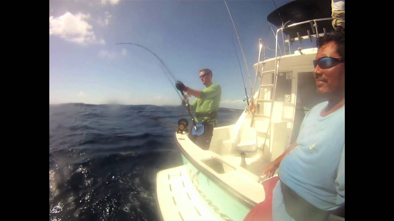 Jigging Cancun Jigstrong Cancun Fishing Youtube