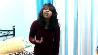 "Menstruation Diaries - Nandini Varma performs ""I Wish I Could Talk To My 12 Year Old Self"""