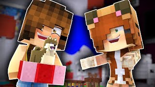 Minecraft Daycare - GIVING TINA A PUPPY !? (Minecraft Roleplay)