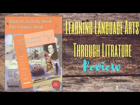 Learning Language Arts Through Literature:  Homeschool Grammar Review