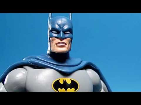 Top 5 Most Wanted BATMAN action figures