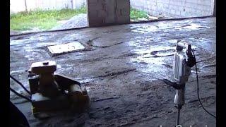 Hacer suelo (piso) de cemento