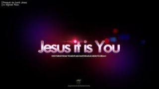 Jesus it is you by: jpcc worship/true worshippers from: favor album 2012 [verse 1] who made the sun to rise, brings earth new life and every beam? jesus,...