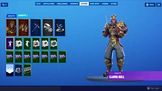 Fortnite Season 10 Wukong skin and dragon axe