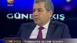 Belediye Başkan Adayımız Ufuk YÖRÜK Ege Tv de canlı yayına katıldı.