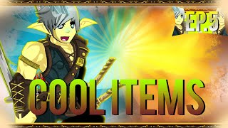 AQW - NON MEM AND FREE AC ITEMS ~ OVER 70 ITEMS [COOL ITEMS EP. 5]
