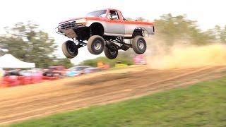 monster trucks front flip
