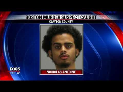 Man wanted in Boston arrest in metro Atlanta
