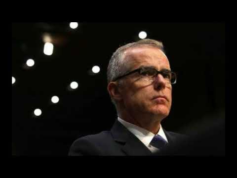 DOJ Submits Criminal Referral On Former FBI Deputy Director Andrew McCabe