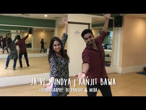 Ja Ve Mundeya| Ranjit Bawa | Bhangra performance | Latest Punjabi Songs 2016
