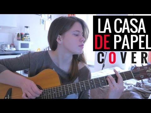 La Casa De Papel Cecilia Krull - My Life Is Going On  Gabrielle Grau Cover