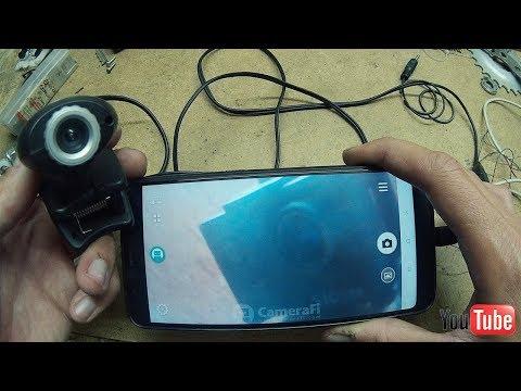 📹Подключаем веб камеру от ПК к телефону