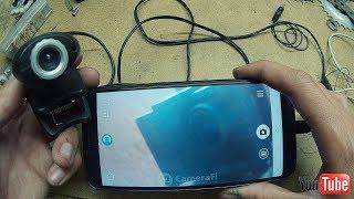 Фото 📹Подключаем веб камеру от ПК к телефону