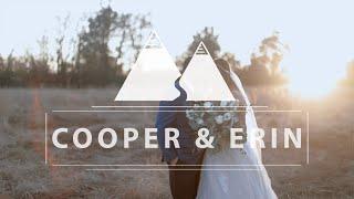 Cooper & Erin's Wedding at Greenleaf Barn