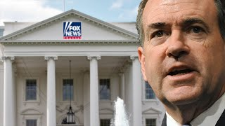 Huckabee Ditches Fox For A Much Bigger Propaganda Stage