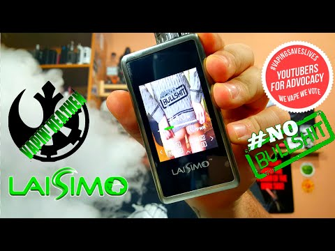 Laisimo L3 200w TC●Touch Screen●Bluetooth●Digital Customization | Vape Mail