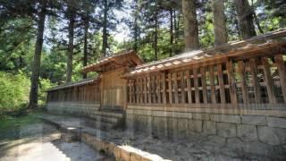 史跡吉川元春館跡 (Kikkawa Motoharu's old Mansion ruins  Kitahiroshima Town Hiroshima Japan a6500)