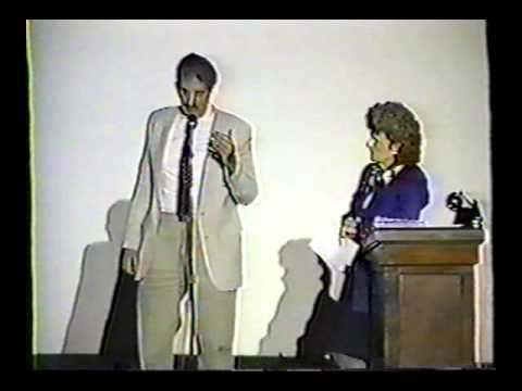 Peter Kawaja & Joyce Riley - Gulf War Illness -1995 Pt 2