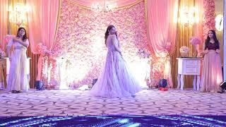 Kithe Reh Gaya  Bride Solo  Engagement Dance  Neeti Mohan