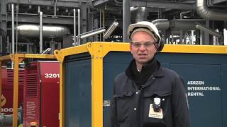 By-pass solution desulphurisation process at Q8 Europoort