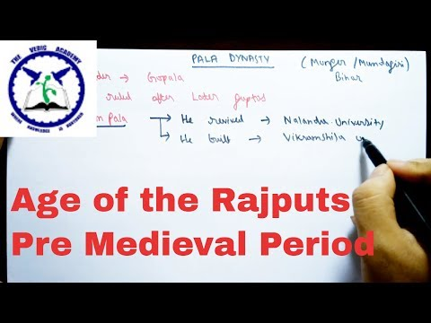 Age of the Rajputs and Tripartite struggle | SSC CGL | The Vedic Academy