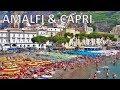 AMALFI & CAPRI ? Italy ???? [HD]