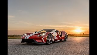 2018 Ford GT Heritage Edition Delivered to Team Hennessey