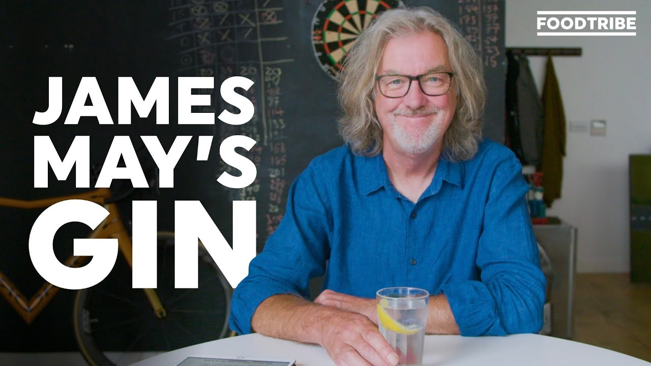 James May is launching his own gin