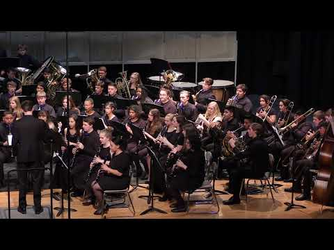 Midway HS Concert Band - The Capitol March - Arr.  Todd Stalter