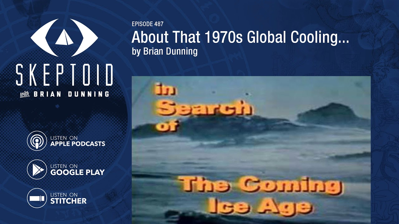 About That 1970s Global Cooling