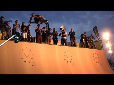 Ethernal Skate Films / Video recap: Tony Hawk, PLG and Friends X Vert Demo @ Jackalope Fest 2017