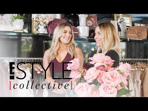 Lauren Conrad Shows Us Her New Runway Collection | E! Style Collective | E! News