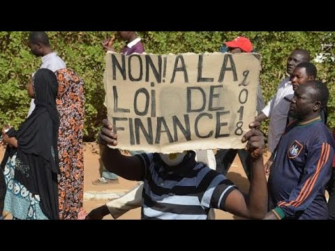 Niger : interdiction d'une manifestation contre la loi de finances 2018
