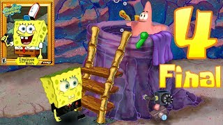 SpongeBob Employee of The Month [PC] - Chapter 4: Bottom's Up! [4K]