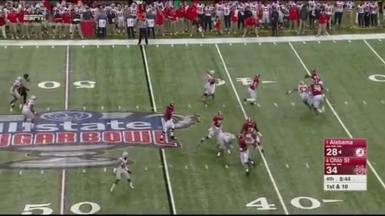 2015 Sugar Bowl In 30 Minutes Ohio State Vs Alabama Youtube