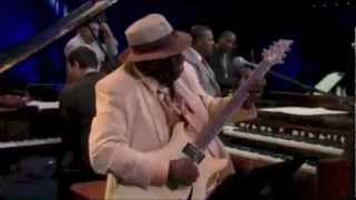Lucky Peterson Wynton Marsalis Guitare Lucky Peterson Signature