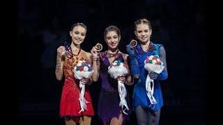 Иностранцы не верят что Александра Трусова победит на чемпионате Европы по фигурному катанию
