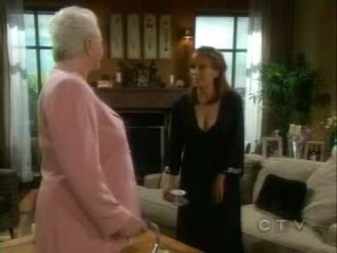 Stephanie Forrester argue with Jackie Payne Marone